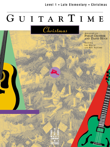 Guitar Time Christmas