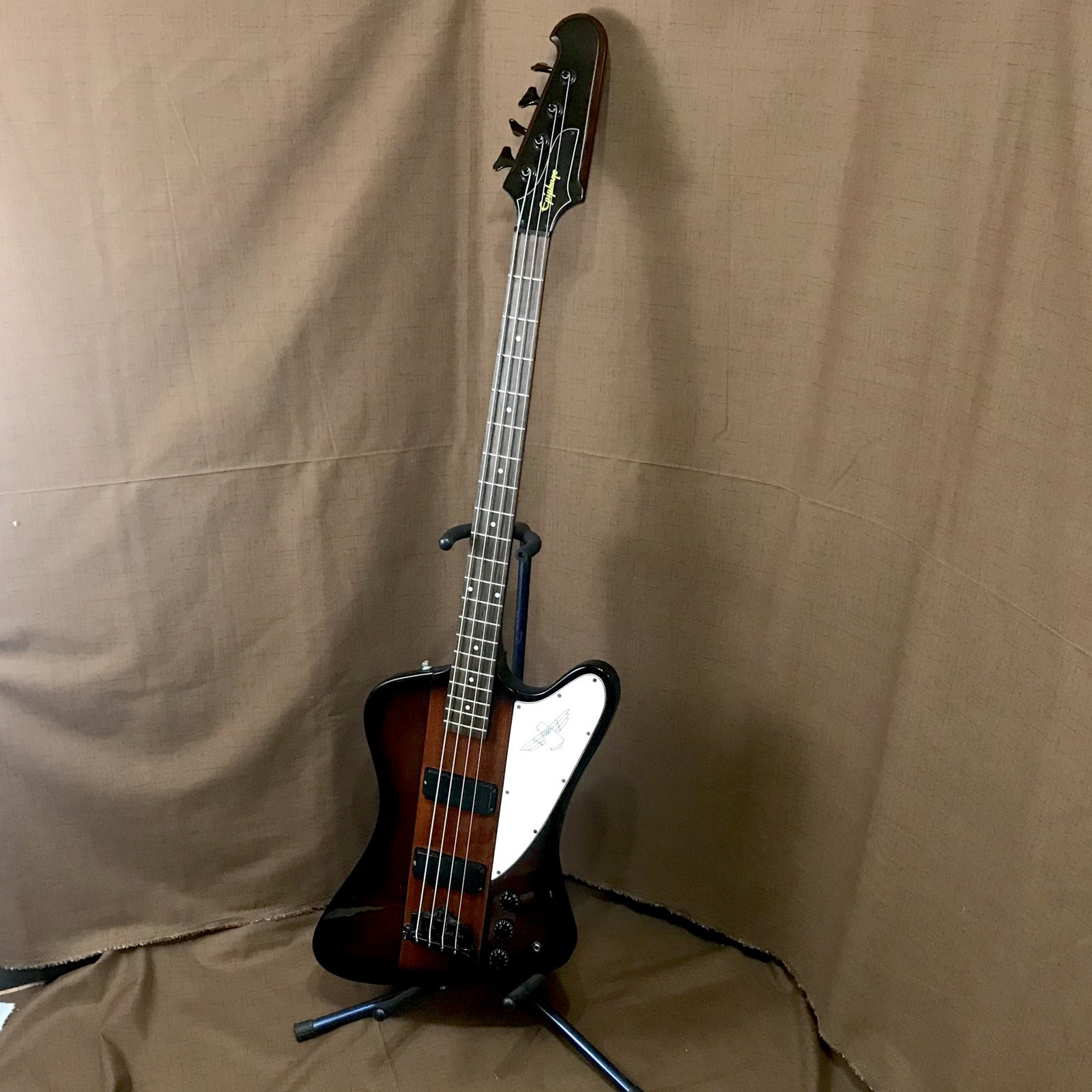 Epiphone Thunderbird Bass Guitar USED w/ Case