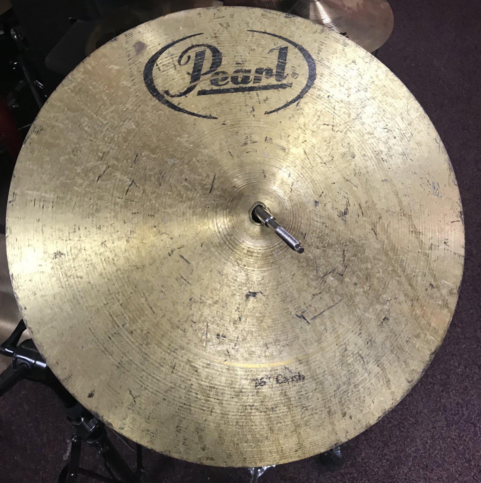 Used Pearl 16 Crash