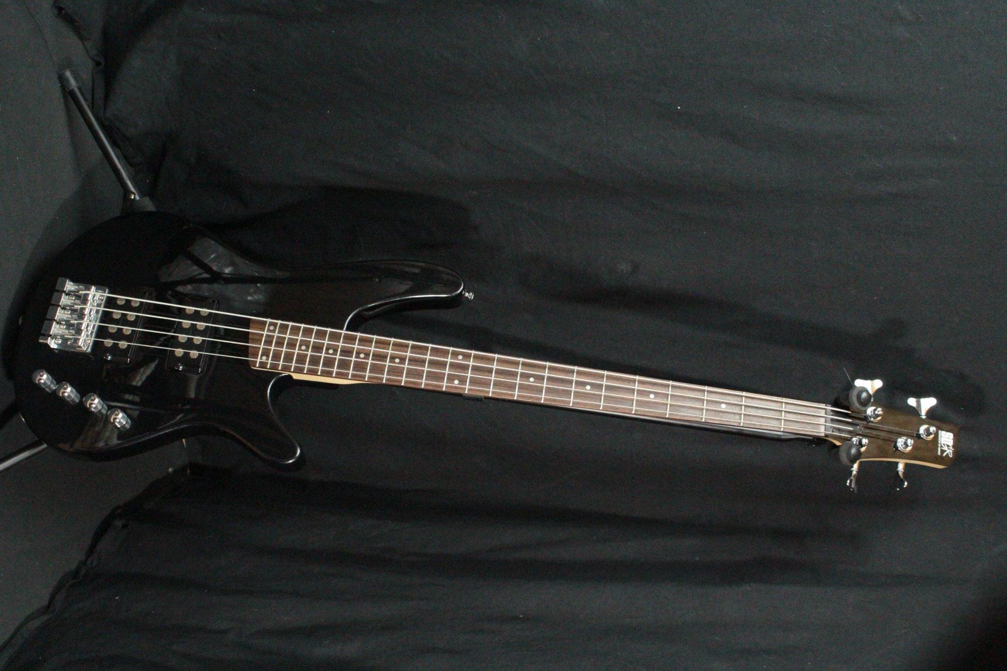 USED Ibanez SDGR SHX300 Black Bass