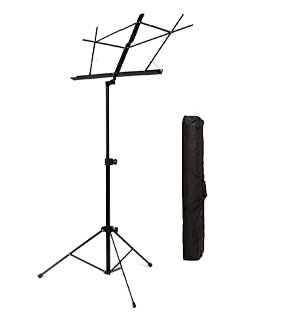 Nomad Folding Music Stand W/ Bag