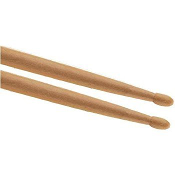 Crush 5B Wood Tip Drum Stick Pair