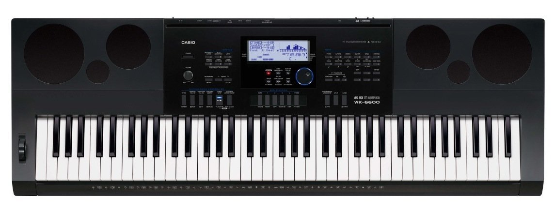 CASIO WK6600 Floor Model closeout