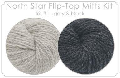 North Star Flip-Flop Mitts Kits