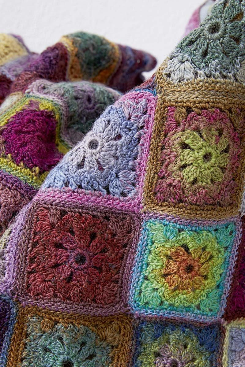 Mille Colori Baby Crochet Blanket