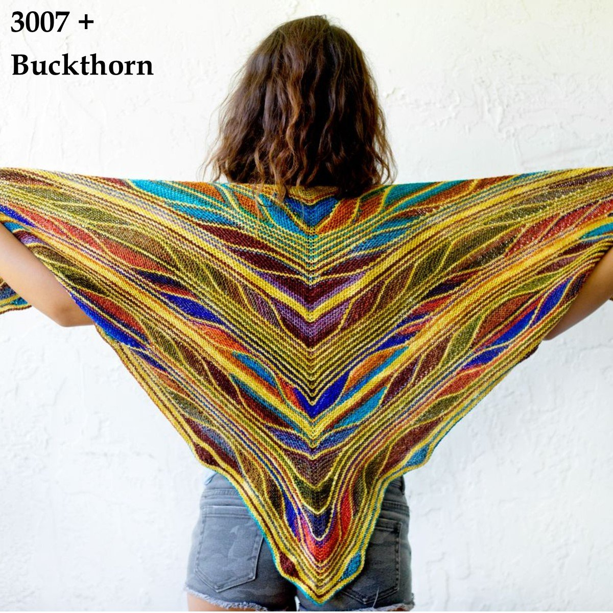 Butterfly Shawl or Cowl Kit
