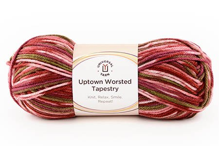 Uptown Worsted Tapestry