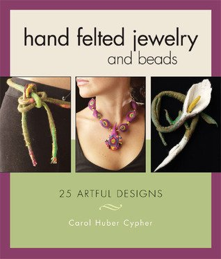 Hand Felted Jewelry & Beads