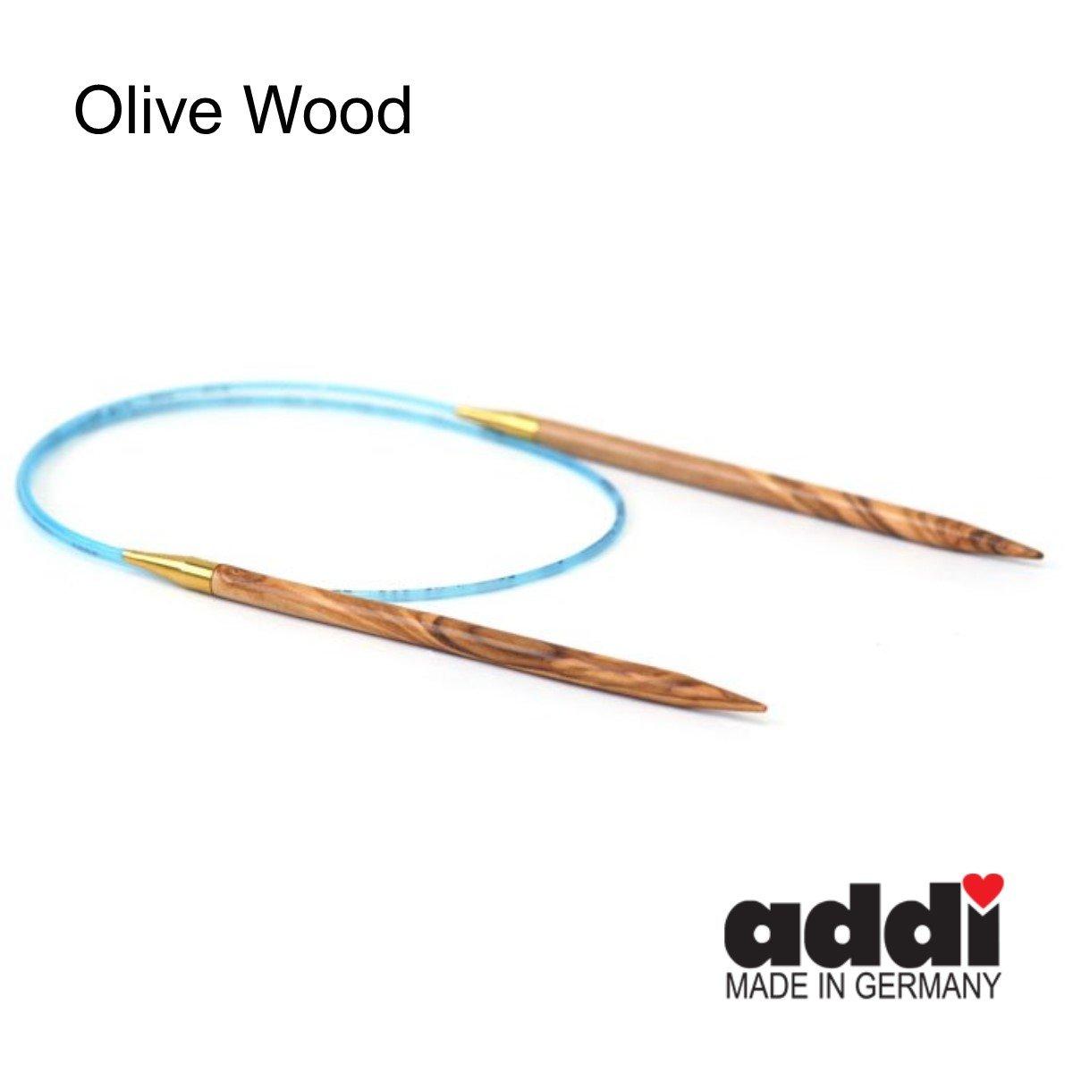 Olive Wood Circular