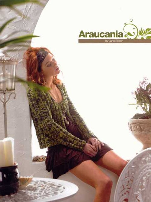 Araucania by Jane Ellison