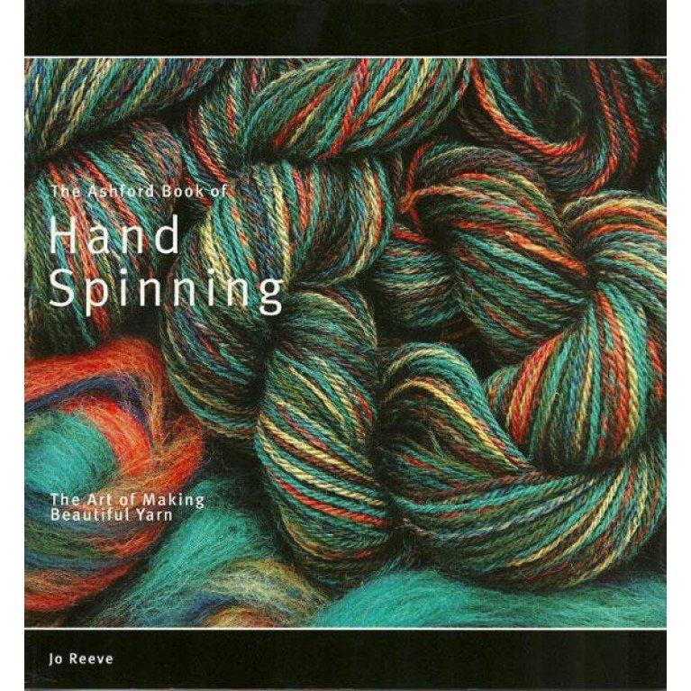 Ashford Book of Spinning