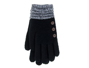 Ultra-Soft Knitted Gloves