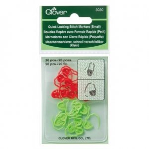Quick Lock Stitch Markers