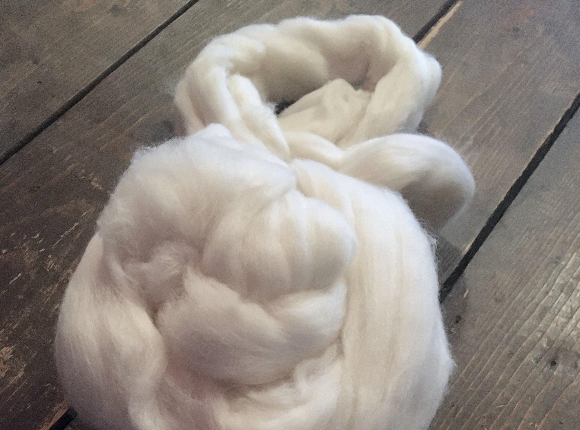 Top Round Cotton Roving