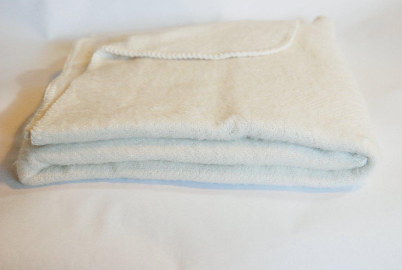 Cotton & Wool Blanket