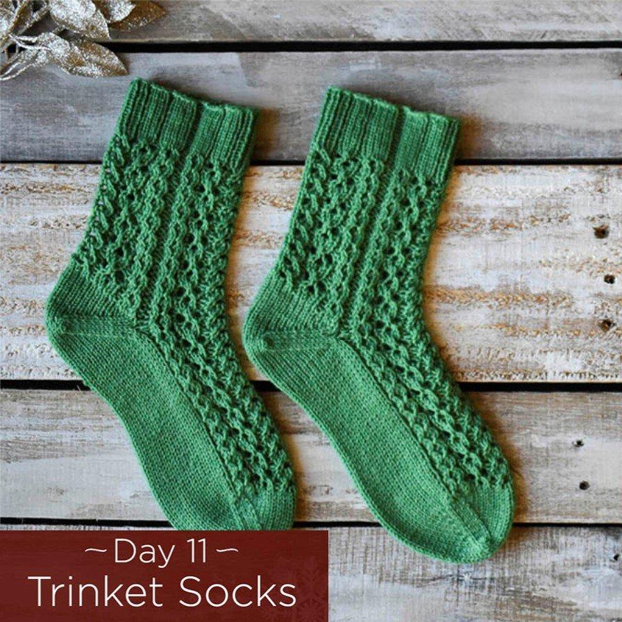 Trinket Socks Kit - Day 11