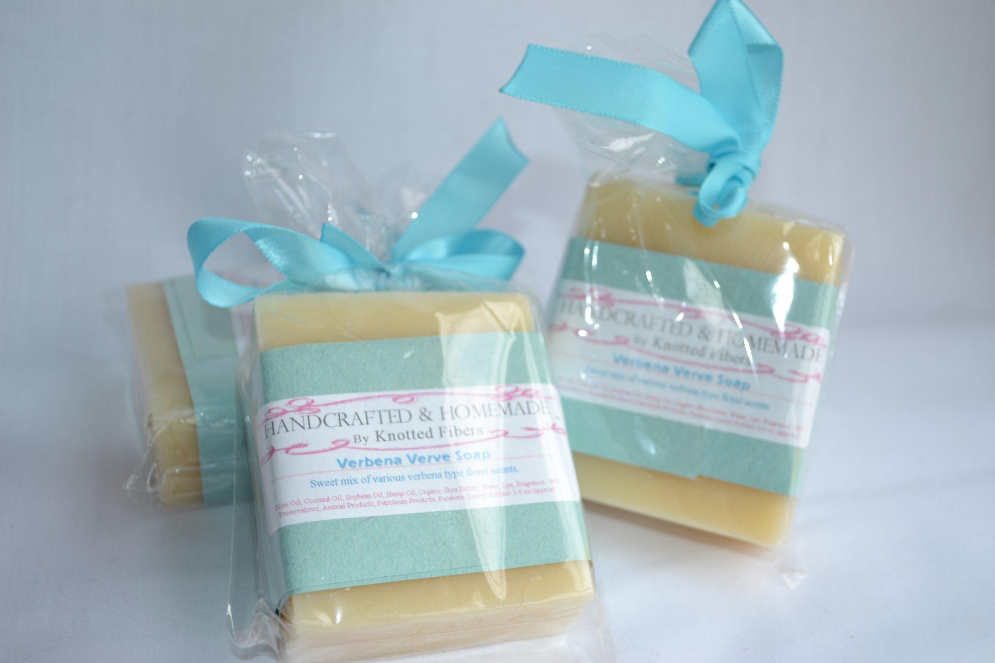 Soap & Washcloth Gift Set
