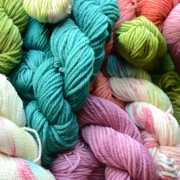 Mini Skein Pack of the Month