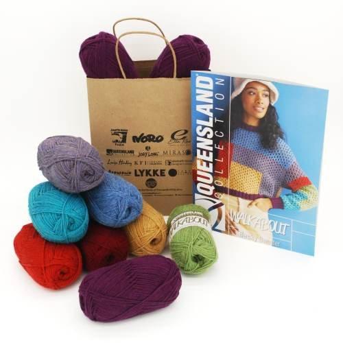 Becky Sweater Kit