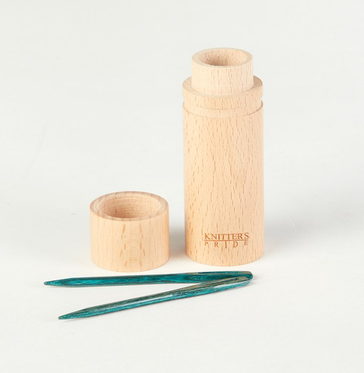 Mindful Wooden Darning Needles - NEW!