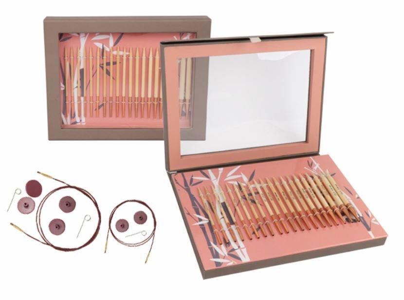 Bamboo Deluxe IC Box Gift Set