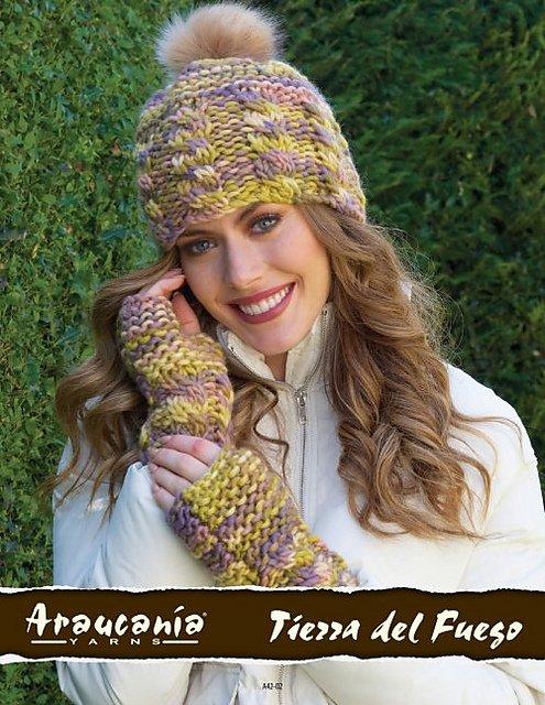Joan Hat & Wrist Warmers