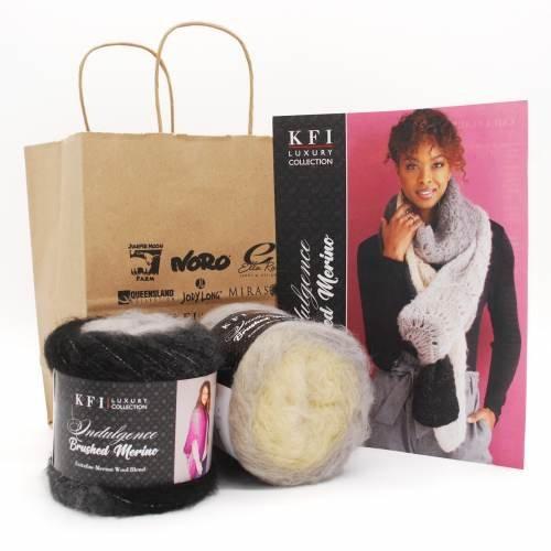 Laila Scarf kit