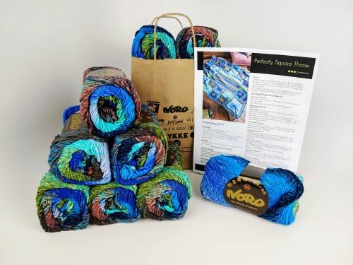 Perfectly Square Throw Kit