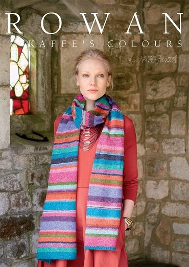 Kaffe's Colours Felted Tweed
