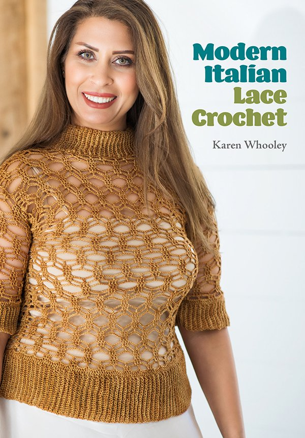 Modern Italian Lace Crochet