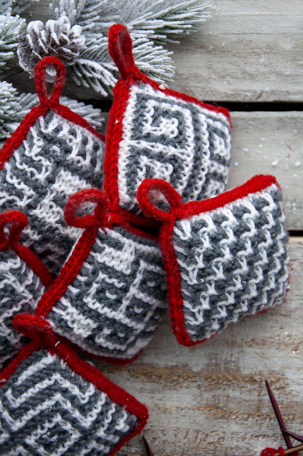 Mosaic Ornaments Kit