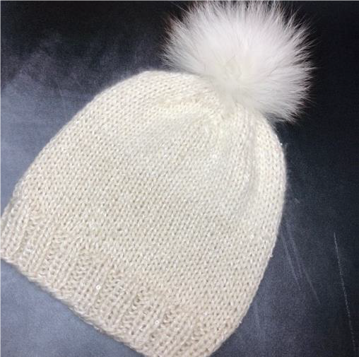 Subtle Sparkle Hat Kit