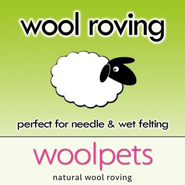 Wool Pets - Roving