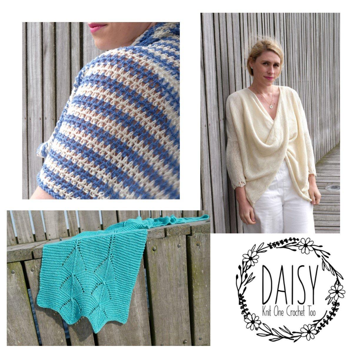 Daisy & Wild Daisy Patterns