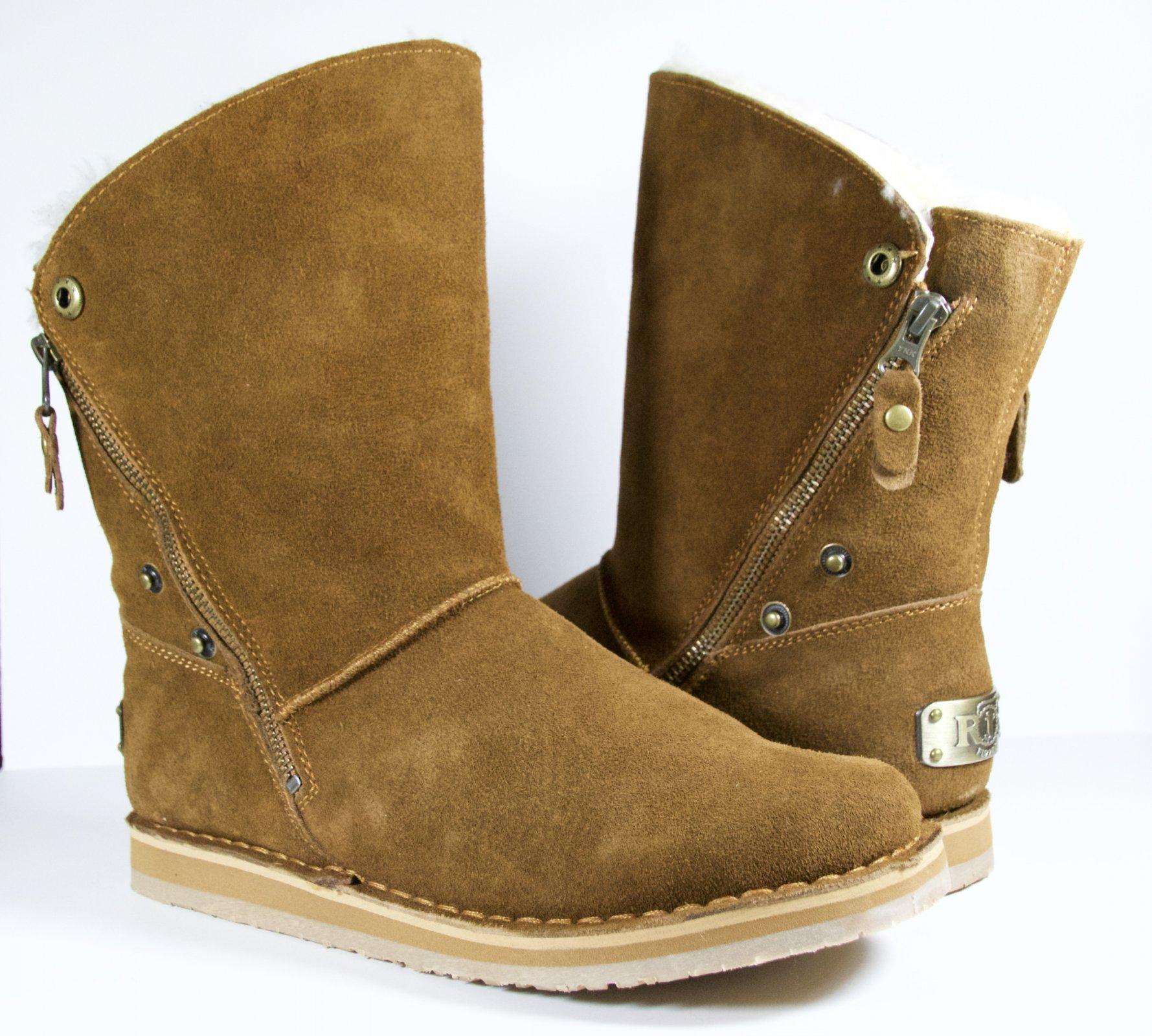 Ladies Sheepskin Boots