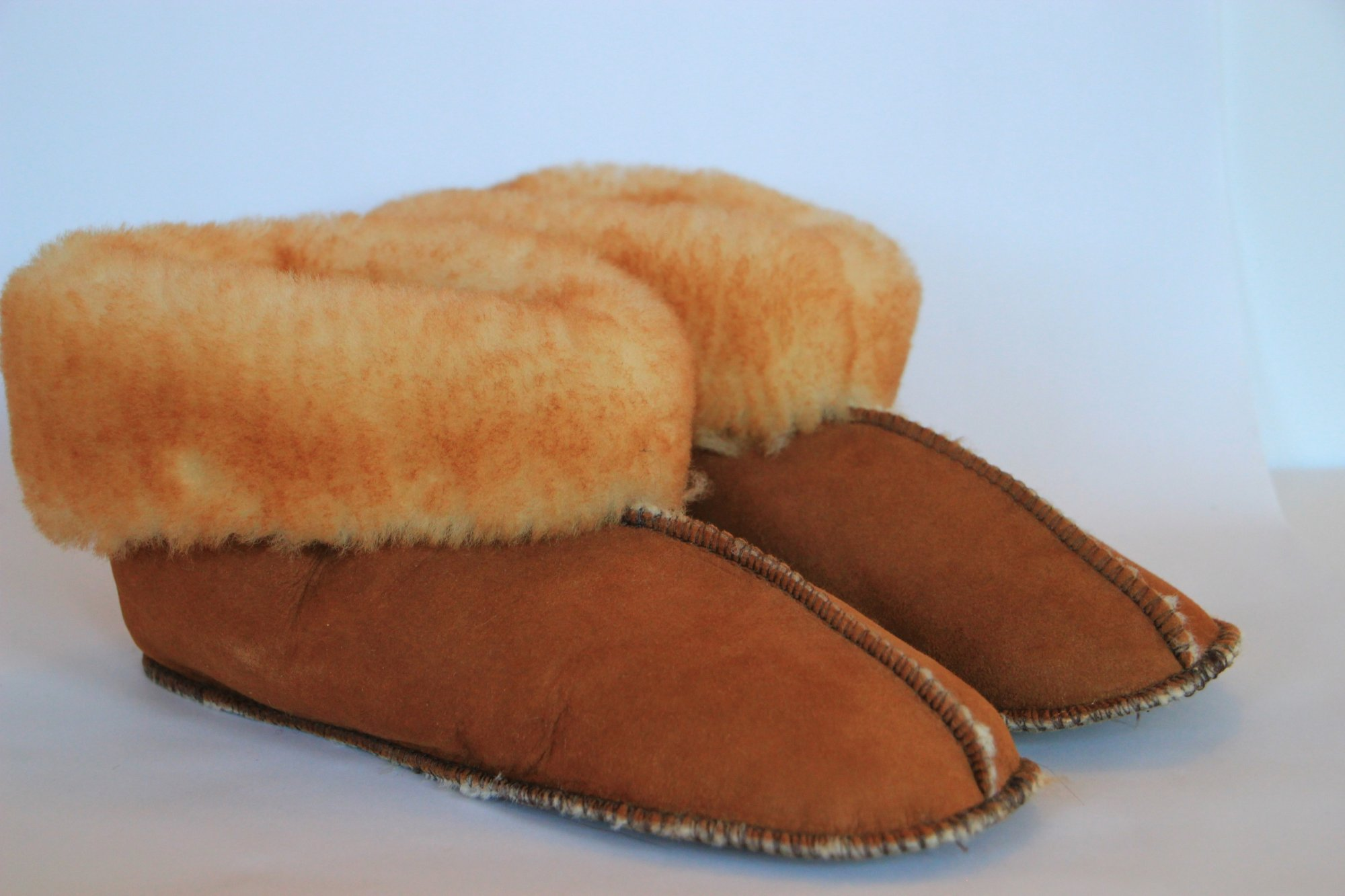 Adult Sheepskin Slippers
