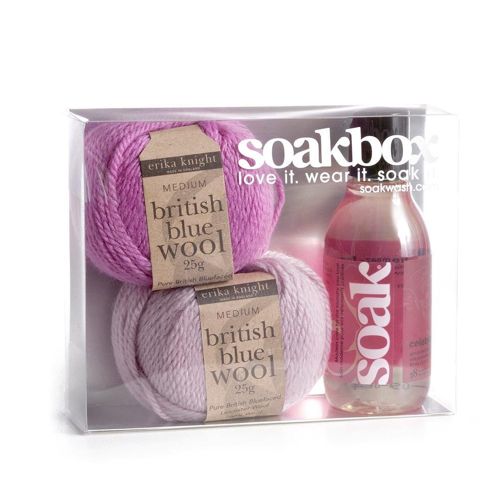Soakbox Baby Legwarmers or Hat Kit