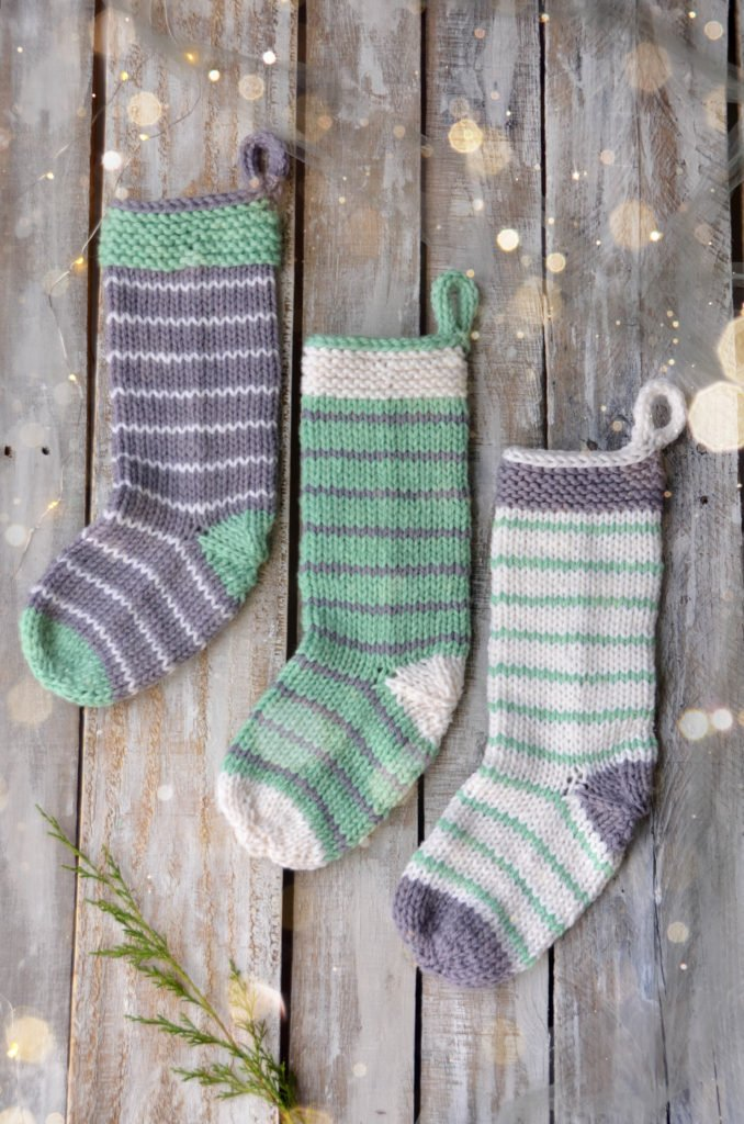 Stripe Stockings Kit