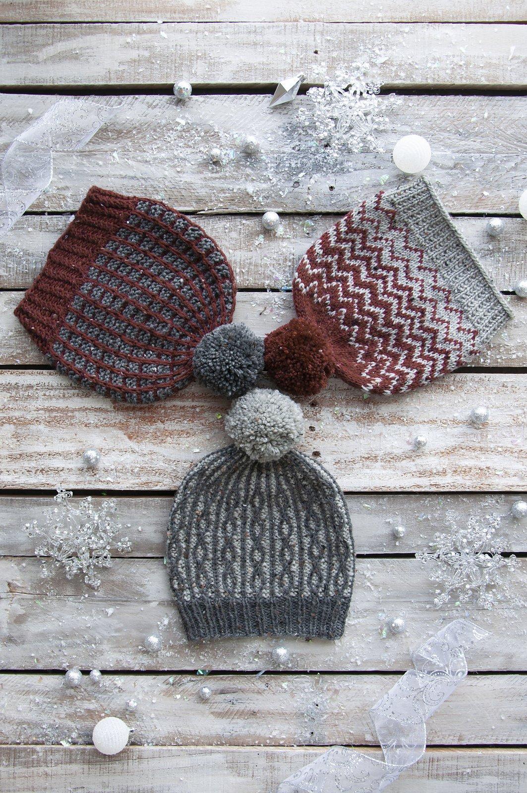 We Three Hats