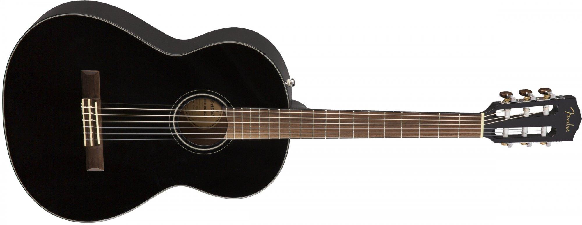 Fender CN-60S Blk