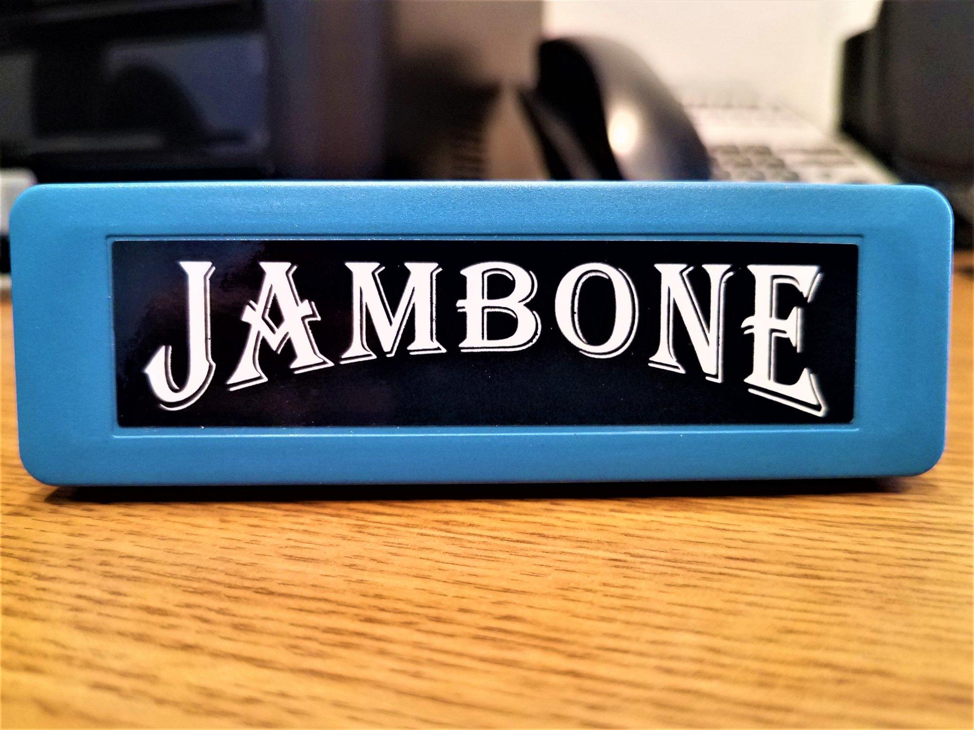 Jambone Harmonica