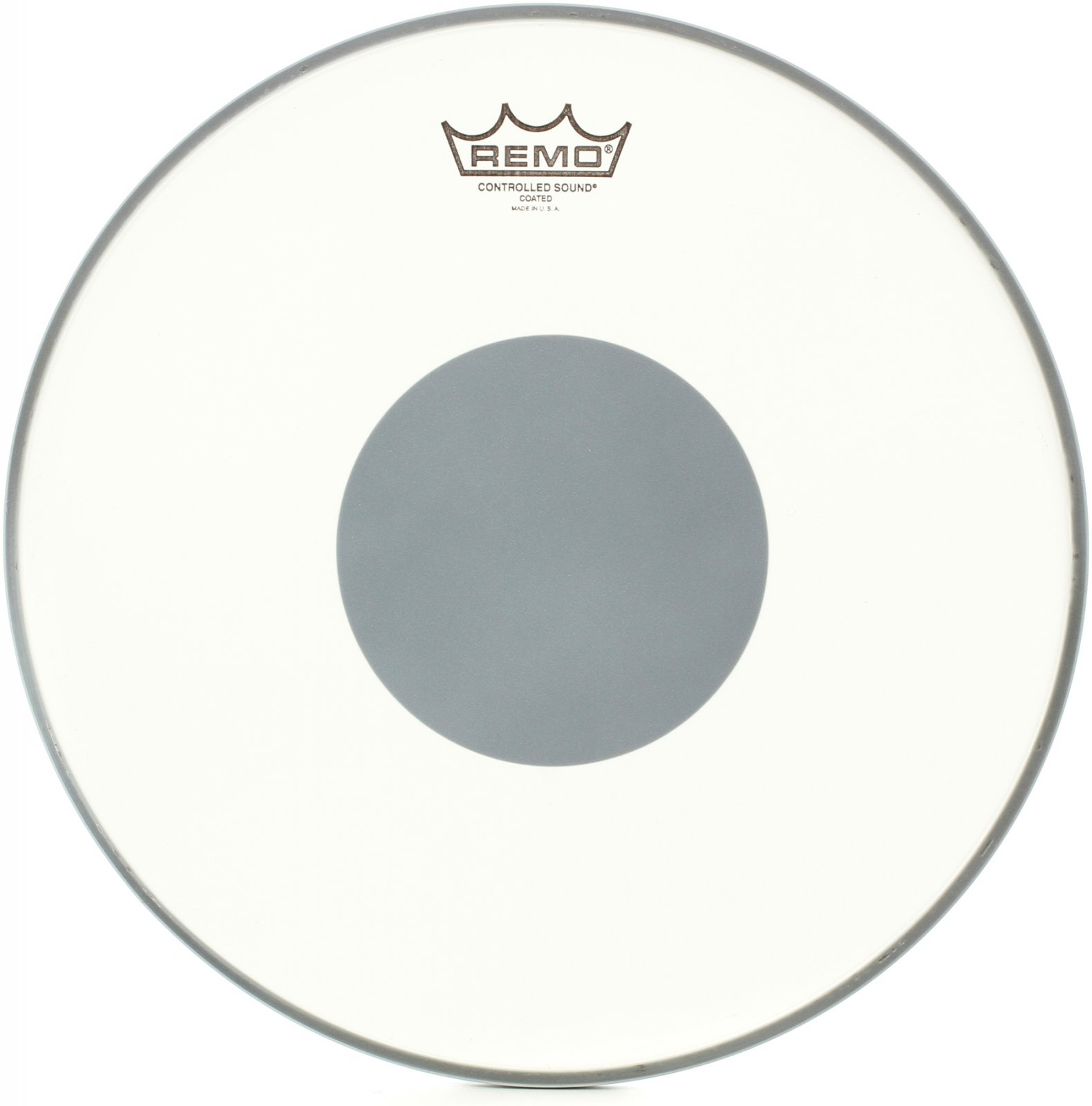 REMO CS/ CLEAR/ WHITE DOT BATTER 18 HEAD