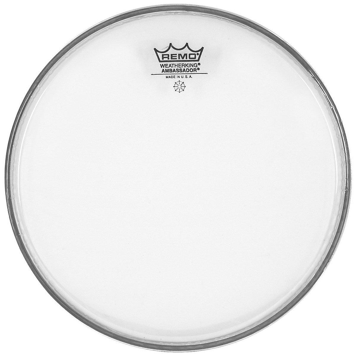 Remo 15 Weather King Ambassador Snare