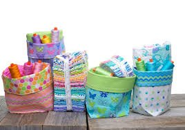 2 Fat Quarter Bucket!