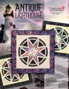 ANTIQUE LIGHTHOUSE 40 X 40