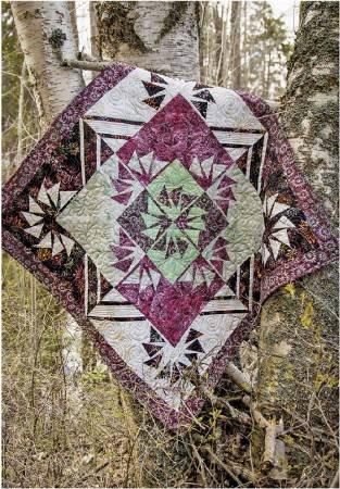 Waterwheel Kit - Fabric for Top & back & binding