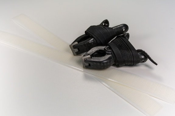 Velcro Side Clamps