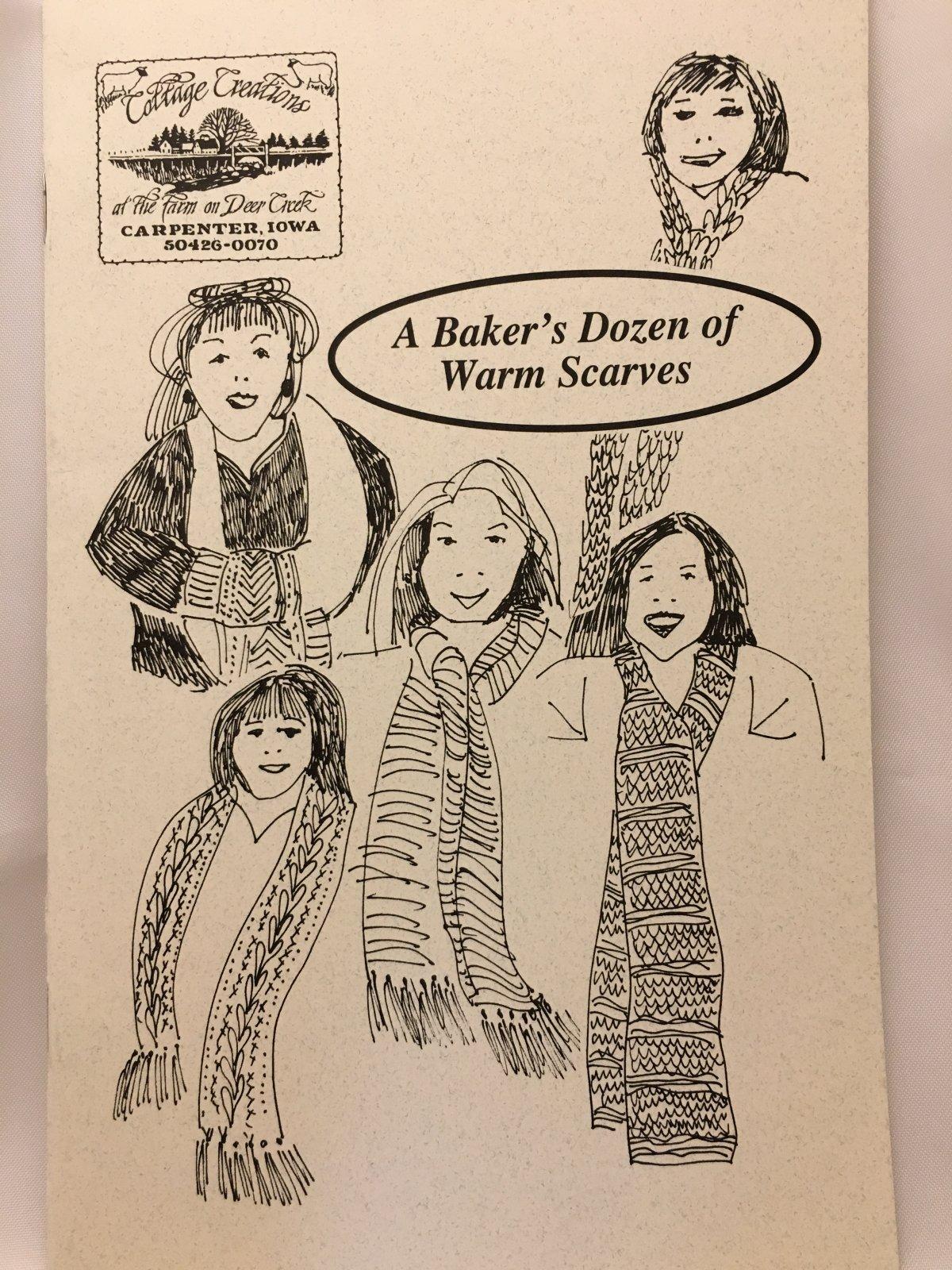 A Bakers Dozen of Warm Scarves
