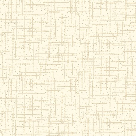 Matrix in Cream from Quilting Treasures