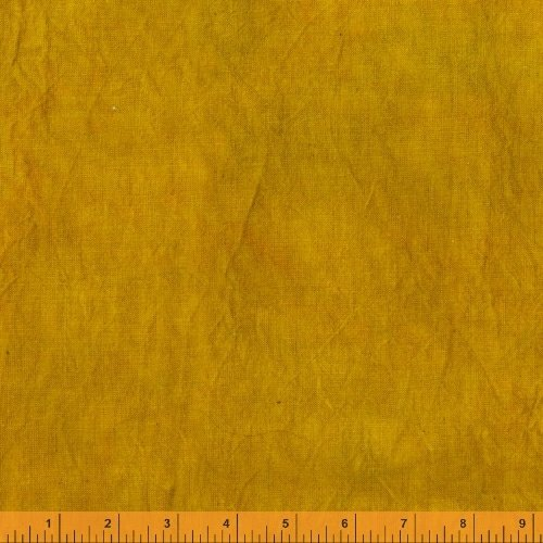 Palette in Mustard from Windham Fabrics